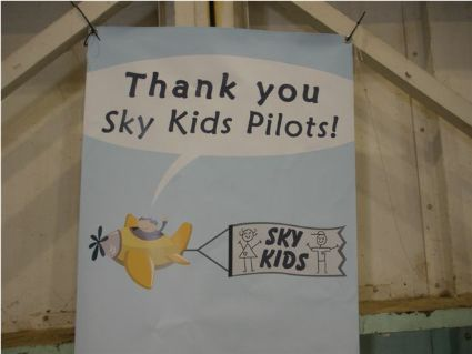 Thank You Pilots